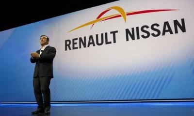 Saham Nissan Anjlok Usai Penangkapan Carlos Ghson