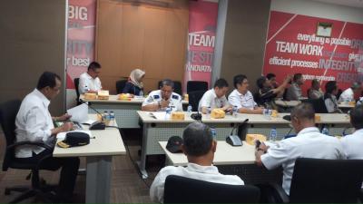 Menhub hingga Dirut Jasa Marga Rapat Perluasan Ganjil Genap Tol Jakarta-Cikampek