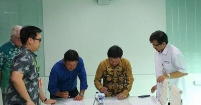 Barata Indonesia Garap Proyek Pembangkit Listrik Tenaga Minihidro