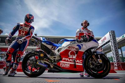 Petrucci Kecewa Gagal Persembahkan Podium di Balapan Terakhir MotoGP 2018