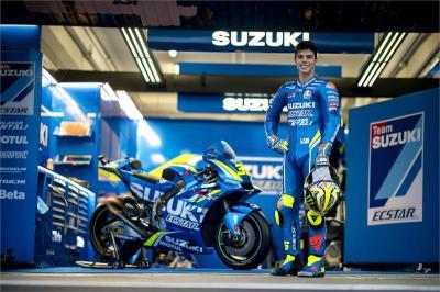 Girangnya Joan Mir Lakoni Debut di MotoGP