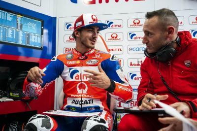 Miller Puji Kualitas Bagnaia pada Debutnya di MotoGP