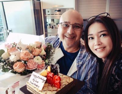 Irwan Mussry Masak Spesial Buat Maia Estianty, Romantis Banget Lho!