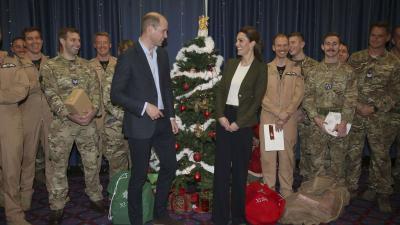 Kate Middleton Ungkap Kebiasan Buruk Pangeran William saat Menyantap Pizza