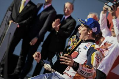 Dokter Heran Marquez Bisa Juara MotoGP 2018 dengan Cedera Bahu