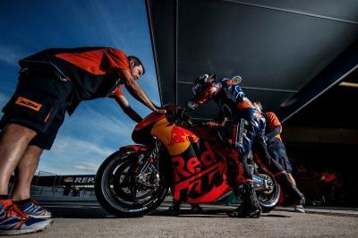 Zarco Sudah Temukan Cara Tingkatkan Kecepatan Motor KTM