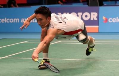 Rivalitas Jepang dan China Berpuncak pada BWF World Tour Finals 2018