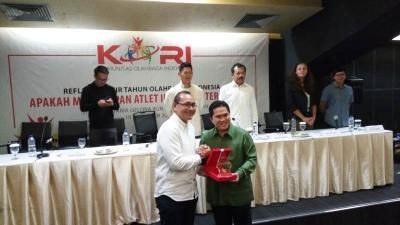 KORI Ingin Masa Depan Atlet-Atlet Indonesia Terjamin
