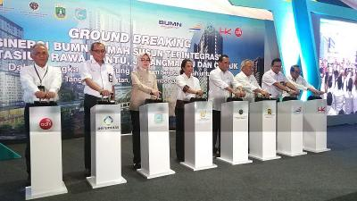 Ada Rusun Nempel 3 Stasiun di Tangerang Senilai Rp6 Triliun, Catat Lokasinya!