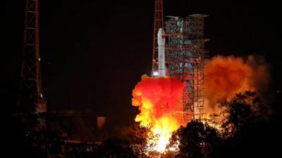 Misi Luar Angkasa Chang'e 4 Pelajari Sisi Terjauh Bulan