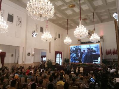 Presiden Jokowi: Menteri ESDM Ternyata Akuntan, Tahu Begitu Saya Jadikan Menkeu