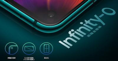 Ini Wujud Samsung Galaxy A8s dengan Desain Layar Bolong