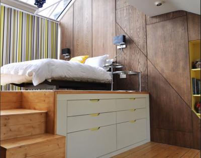 5 Tips Kreatif Mengakali Tempat Tidur yang Kecil Menjadi Ruang Serbaguna