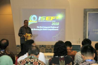 Indonesia Harus Manfaatkan Digitalisasi Dorong Ekonomi dan Keuangan Syariah