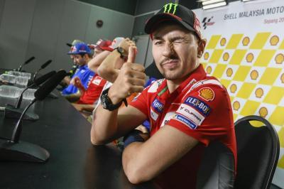 Lorenzo: Saya Lebih Cepat daripada Marquez pada 2015