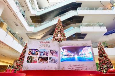4 Mall dengan Dekorasi Natal yang Unik, Cocok untuk Main Bersama Anak