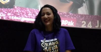 Berperan Norak dalam 'Orang Kaya Baru', Cut Mini Malu Komentari Trailer