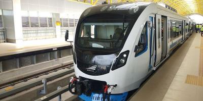 LRT Palembang Diperbaiki Maret 2019, Waktu Tempuh Jadi 45 Menit