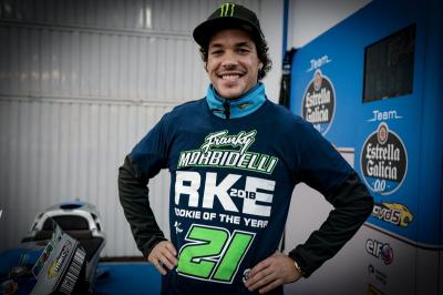 Morbidelli Siap Hadapi Tekanan Besar di MotoGP 2019