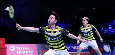 Hasil Pertandingan Wakil Indonesia di Hari Kedua BWF World Tour Finals 2018
