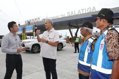 Tol Diresmikan 20 Desember, Semarang ke Solo Hanya 1,5 Jam