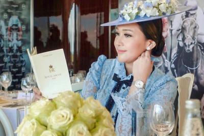 Maia Estianty Potong Rambut Pendek, Netizen Puji Tiada Henti