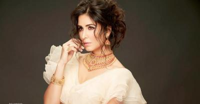 Beradegan Ciuman dengan Shah Rukh Khan, Katrina Kaif Merasa Beruntung