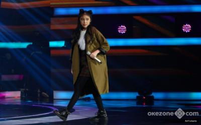 Lewat Audisi Online MeTube, Anneth Sabet Gelar Juara Indonesian Idol Junior 2018