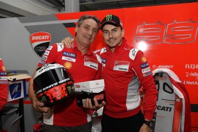 Teknisi Ducati Meninggal Dunia, Jorge Lorenzo Ucapkan Bela Sungkawa