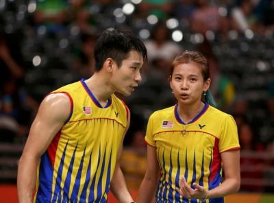 Chan Peng Soon Goh Liu Ying Mundur dari Pelatnas Malaysia