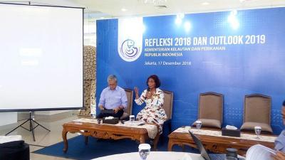 Menteri Susi Minta Impor Garam 2019 Dikurangi