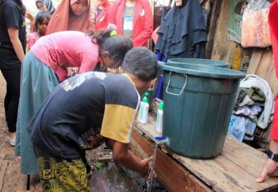 Pentingnya Tanamkan Kebiasaan Mencuci Tangan kepada Anak-Anak