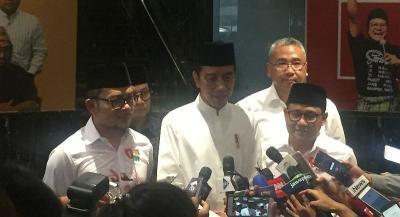 Jokowi: La Nyalla Akui Sebar Obor Rakyat & Sudah Minta Maaf