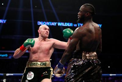 Foreman Sebut Tyson Fury Sejajar dengan Muhammad Ali