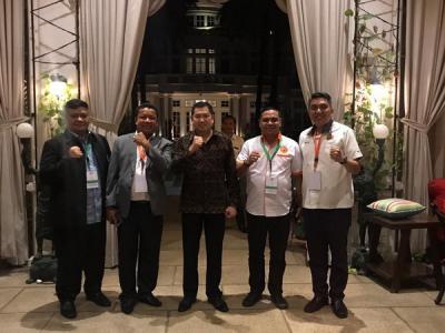Hary Tanoesoedibjo Terpilih Sebagai Ketua Umum POBSI 2018-2022