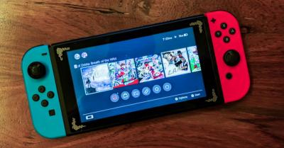Nintendo Switch Jadi Konsol Game Terlaris di AS
