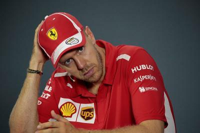 Vettel Nilai Mobil Balap Ferrari Hampir Setara dengan Mercedes