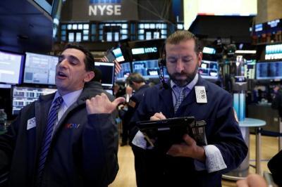 Wall Street Rebound Menyusul Pernyataan Gubernur The Fed