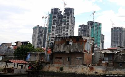 Angka Kemiskinan di Indonesia Turun Lagi Jadi 9,66%