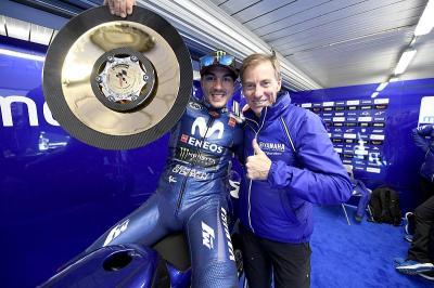 Vinales Dinilai Harus Kalahkan Rossi untuk Jadi Juara Dunia MotoGP