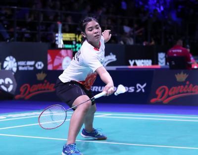 Tersingkir di Babak Pertama Malaysia Masters 2019, Gregoria: Saya Sudah Coba yang Terbaik