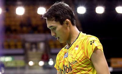 Jonatan Christie Tembus Babak Kedua Malaysia Masters 2019