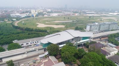 LRT Bikin Properti di Jakarta Makin Prestise