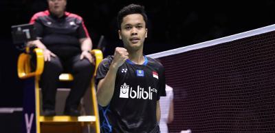 Hasil Wakil Indonesia di 16 Besar Malaysia Masters 2019