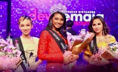 Kepergok Minum Arak, Gelar Ratu Kecantikan di Malaysia Ini Dicopot