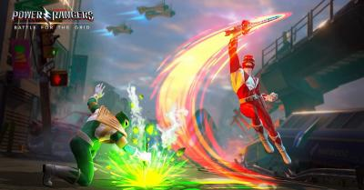 Game Power Ranger Terbaru Hadir April 2019