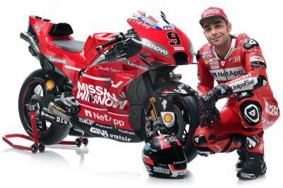 Petrucci Tak Masalah Hanya Dikontrak Setahun oleh Ducati