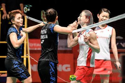 Kembali Hadapi Wakil Jepang di Final, Greysia Apriyani Persiapkan Mental dan Pikiran