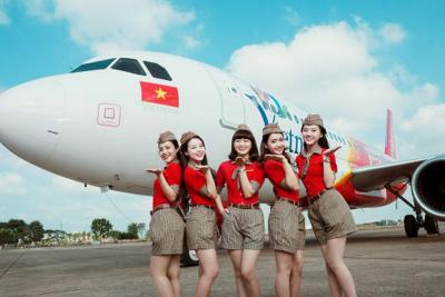 Maskapai Pramugari Berbikini Terbang ke Indonesia Maret 2019