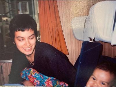 Sophia Latjuba Unggah 26 Years Challenge dengan Eva Celia, Netizen Sebut Mirip Adik Kakak!